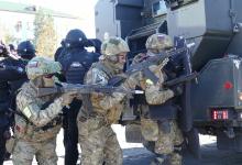 В Республике Тыва на территории «Аэропорта Кызыл»  проведено антитеррористическое учение