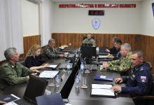 Антитеррористическое учение в Псковской области