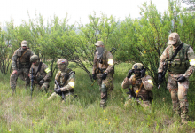 Антитеррористические учения в Республике Бурятия