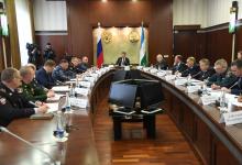 В Республике Башкортостан прошло совместное заседание антитеррористической комиссии и оперативного штаба