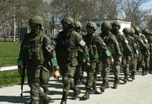 В армейском корпусе ВВО на Сахалине прошла тренировка  по противодействию терроризму