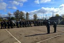 Оперативным штабом в Ленинградской области проведено командно-штабное учение «Гроза-2021»