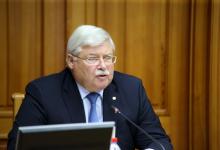 Губернатор Томской области провел совместное заседание АТК, оперативного штаба и совета безопасности региона