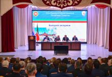 Под председательством Президента Республики Татарстан Рустама Минниханова состоялось выездное заседание антитеррористической комиссии в Республике Татарстан