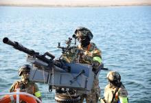 В Черноморском оперативный штаб в морском районе (бассейне) провел тактико-специальное учение «Лагуна-2019»
