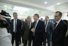 Владимиру Васильеву и Игорю Сироткину презентовали молодёжные проекты антитеррористической направленности