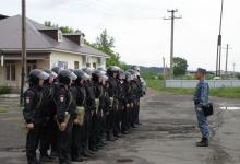 Оперативным штабом в Удмуртской Республике проведено антитеррористическое учение на железнодорожной станции «Позимь» г. Ижевска.