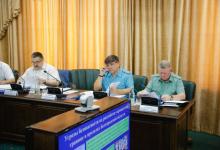 Заседание  антитеррористической комиссии в Белгородской области