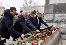 Акция памяти о жертвах террористического акта 2013 года