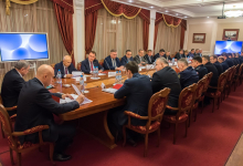 Прошло cовместное заседание антитеррористической комиссии  и оперативного штаба в Калужской области