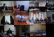 Совместное заседание Антитеррористической комиссии и Оперативного штаба прошло в Республике Алтай