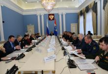 Вопросы повышения эффективности профилактики терроризма рассмотрены на заседании АТК Самарской области