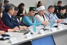На круглом столе в Омске говорили о противодействии терроризму и экстремизму