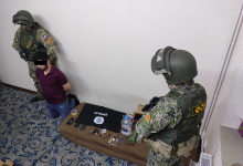 ФСБ России предотвращен террористический акт на территории Республики Адыгея