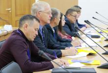 Учебно-методический сбор секретарей антитеррористических комиссий муниципальных образований Забайкальского края