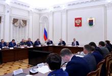 В Республике Карелия прошло совместное заседание антитеррористической комиссии и оперативного штаба