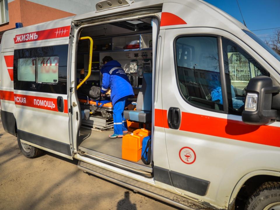 Экипаж скорой медицинской помощи
