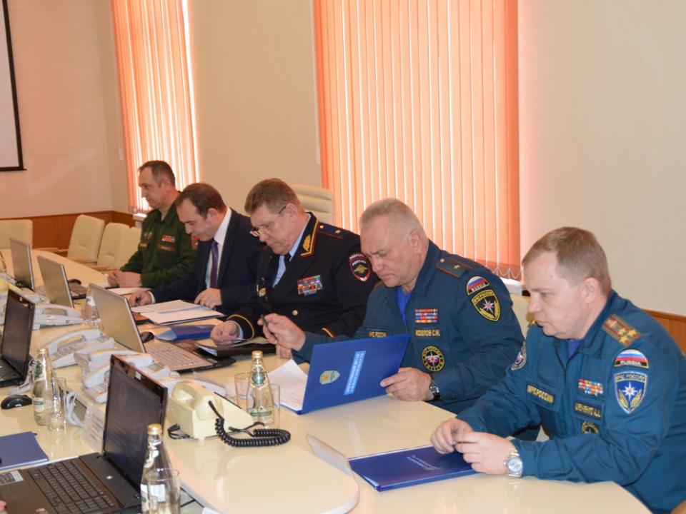 Оперативный штаб в Пензенской области