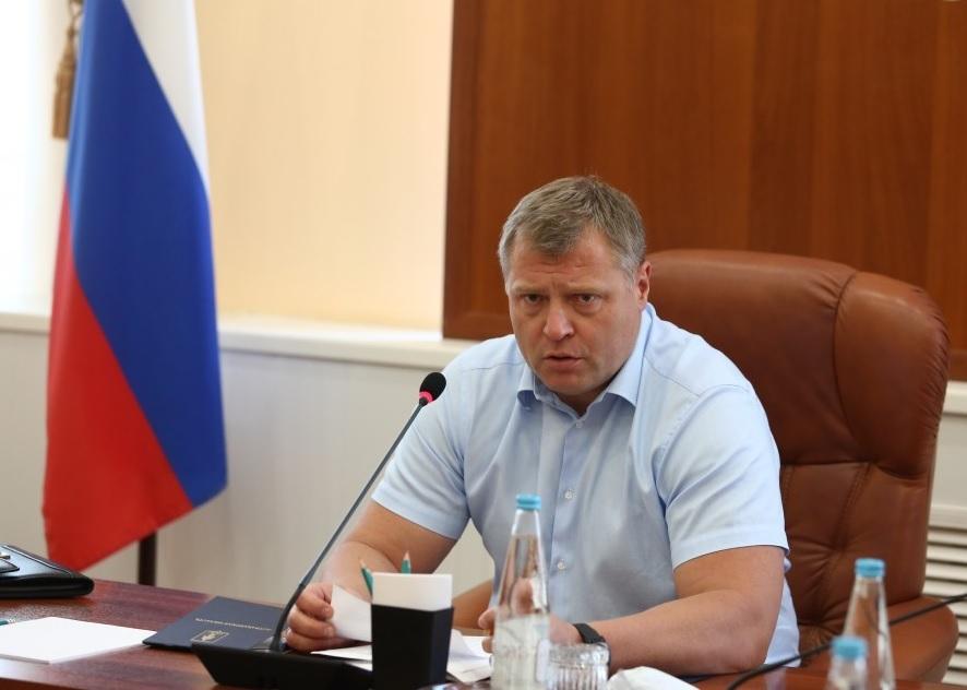 В Астраханской области прошло совместное заседание областной антитеррористической комиссии и оперативного штаба