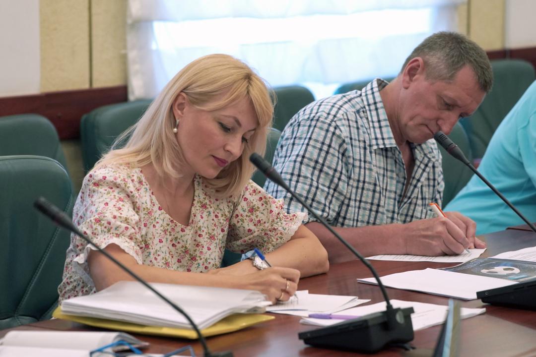 В Калининграде состоялся учебно–методический сбор секретарей антитеррористических комиссий муниципалитетов