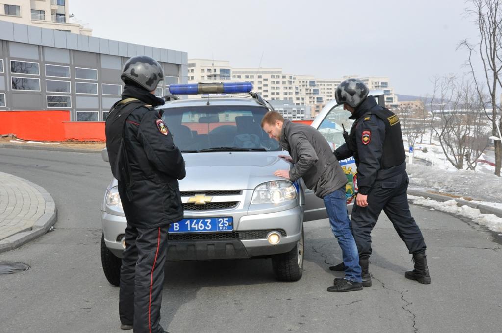 Задержание подозреваемого лица в ходе проведения ОРМ