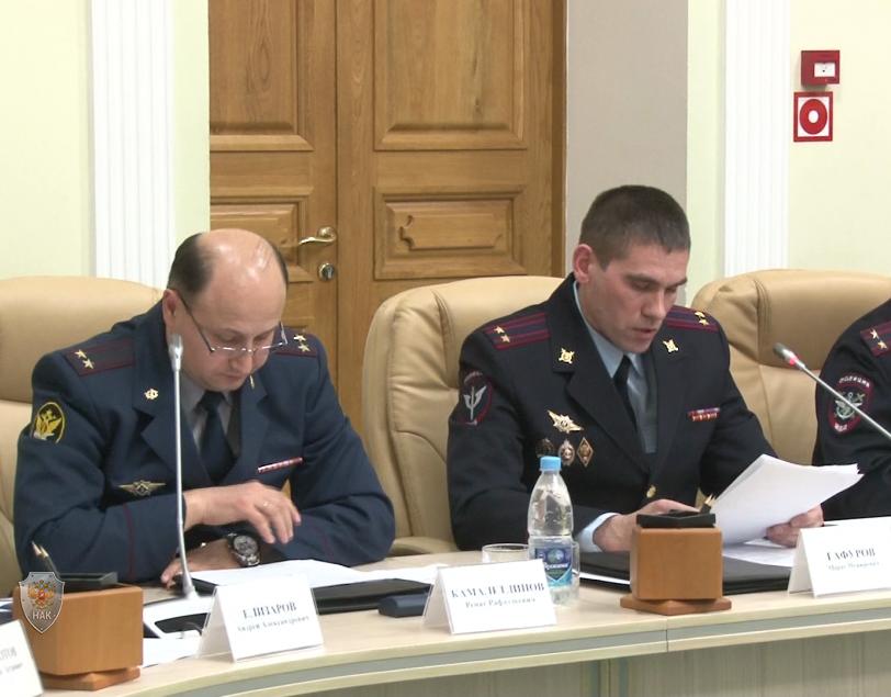 В Ульяновской области будут усилены меры безопасности в период проведения выборов Президента