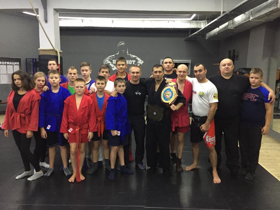 В рамках Международного антитеррористического форума «К-9» проведена серия мастер-классов с молодежью в спортивных и образовательных центрах города Москвы и Московской области