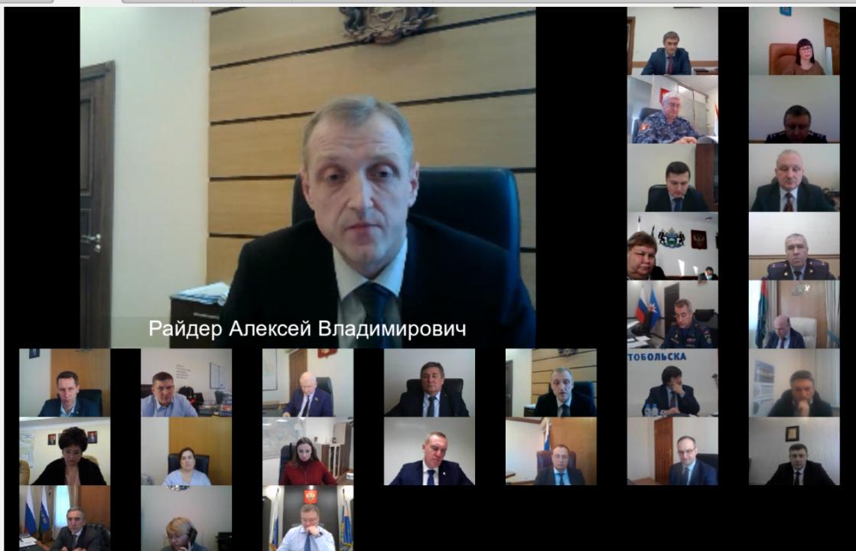 Заместитель Губернатора Тюменской области, директор Департамент образования и науки Тюменской области Райдер Алексей Владимирович