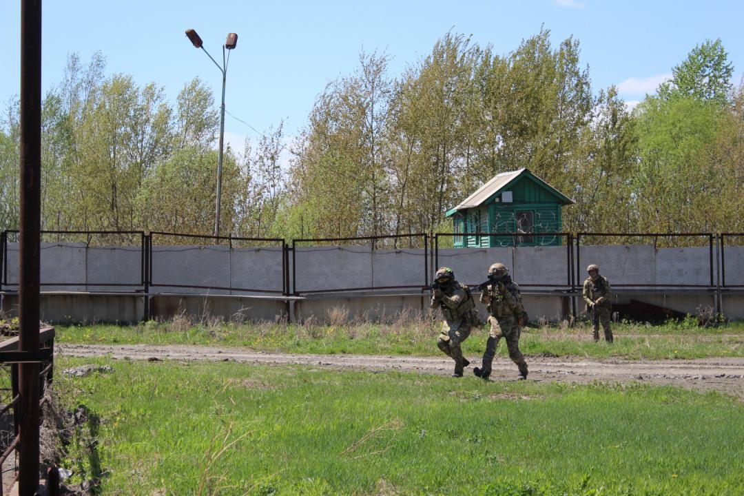 Оперативным штабом в Приморском крае проведено плановое антитеррористическое учение