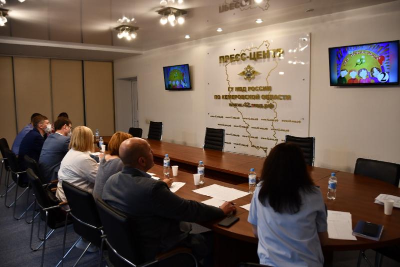 В Кемеровской области подведены итоги конкурса детского творчества «Мир без террора!»