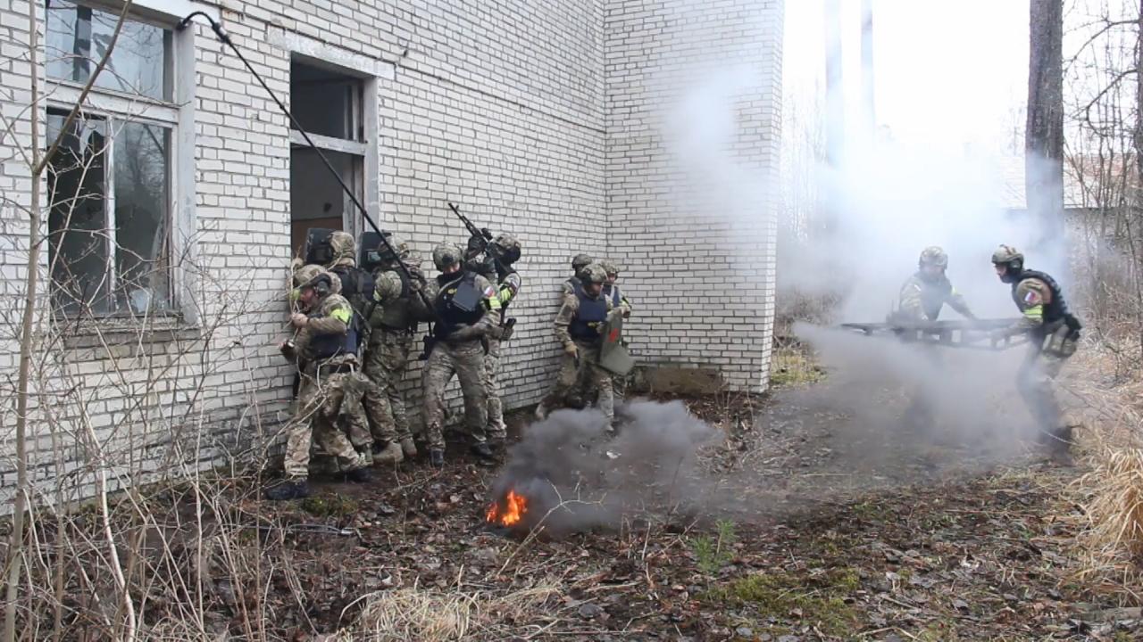 В Ленинградской области проведены антитеррористические учения