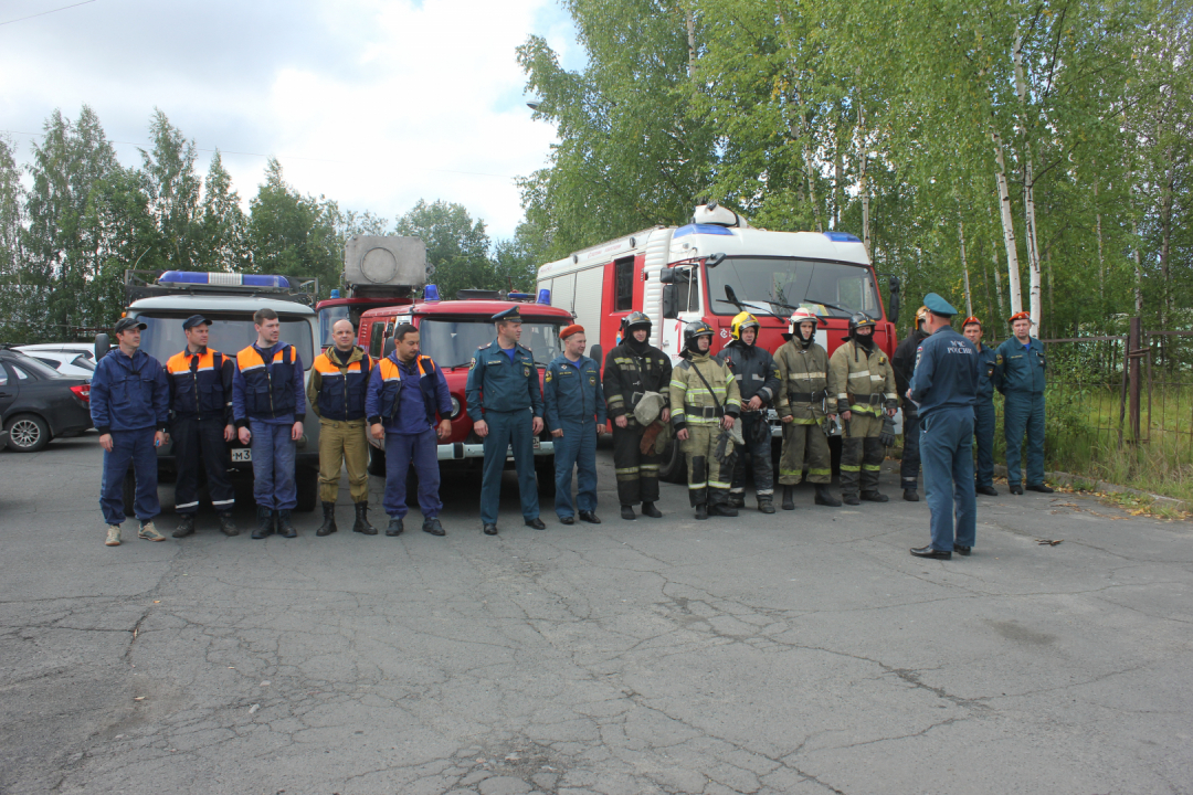 В Карелии проведено антитеррористическое учение