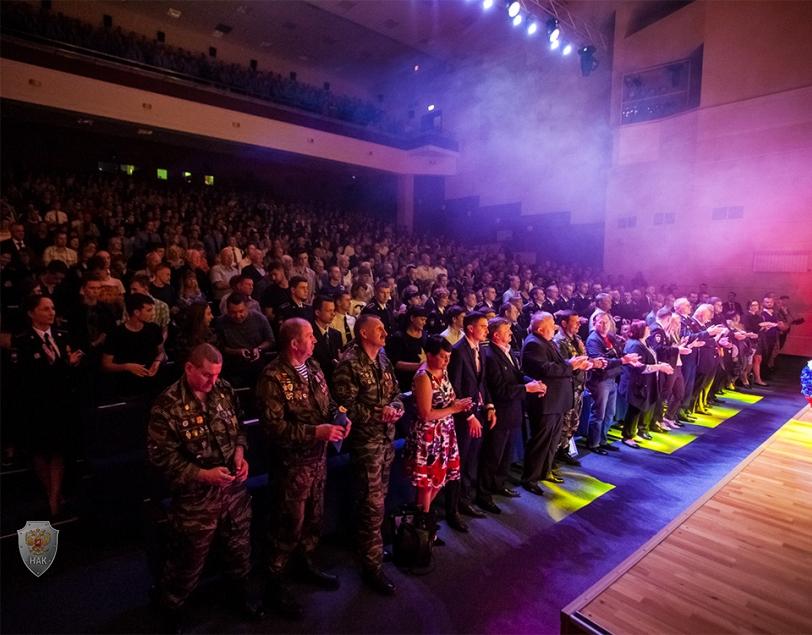 В Калининграде прошли памятные мероприятия в рамках Дня солидарности в борьбе с терроризмом