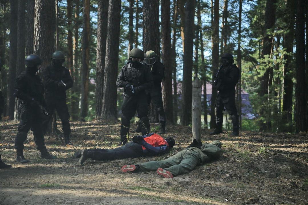 Оперативным штабом в Алтайском крае проведено  тактико-специальное учение по пресечению теракта