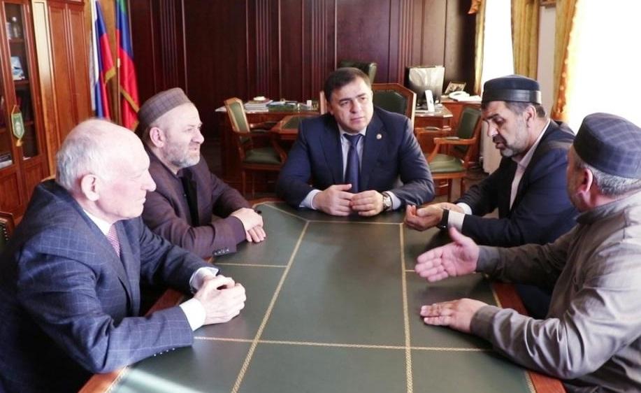 Школьникам Магарамкентского района рассказали о способах информационного противодействия идеологии терроризма