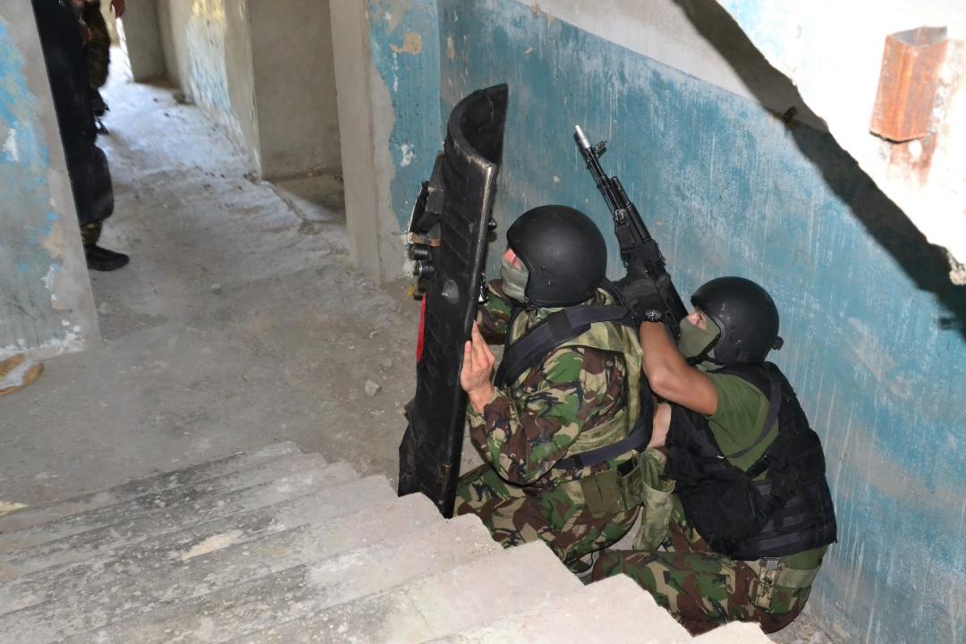 В Самарской области проведены антитеррористические учения