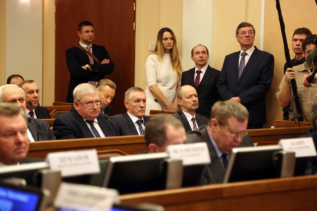 Заседание  Национального антитеррористического комитета и Федерального оперативного штаба