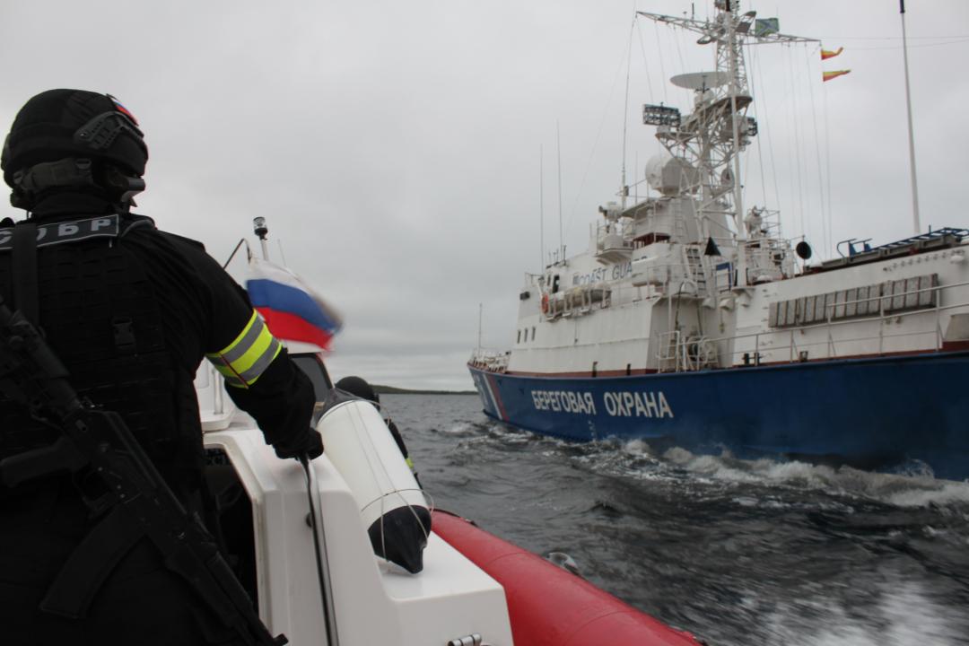 Оперативными штабами Архангельской области и Республики Карелия проведены совместные антитеррористические учения