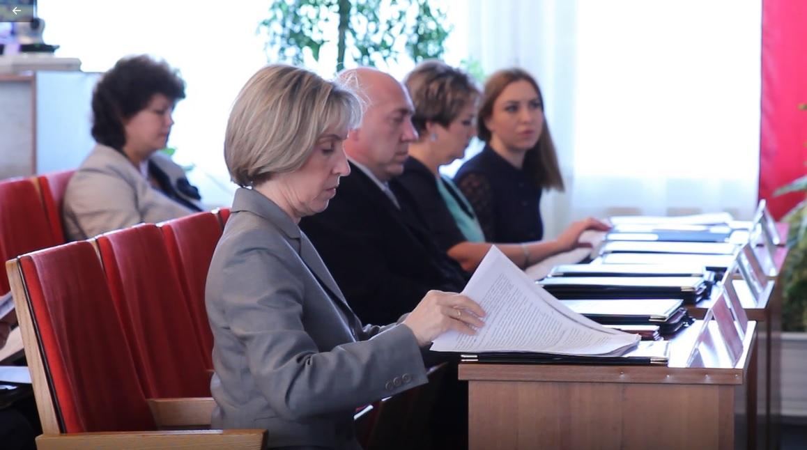 Заместитель Губернатора Томской области по научно–образовательному комплексу Л.М. Огородова