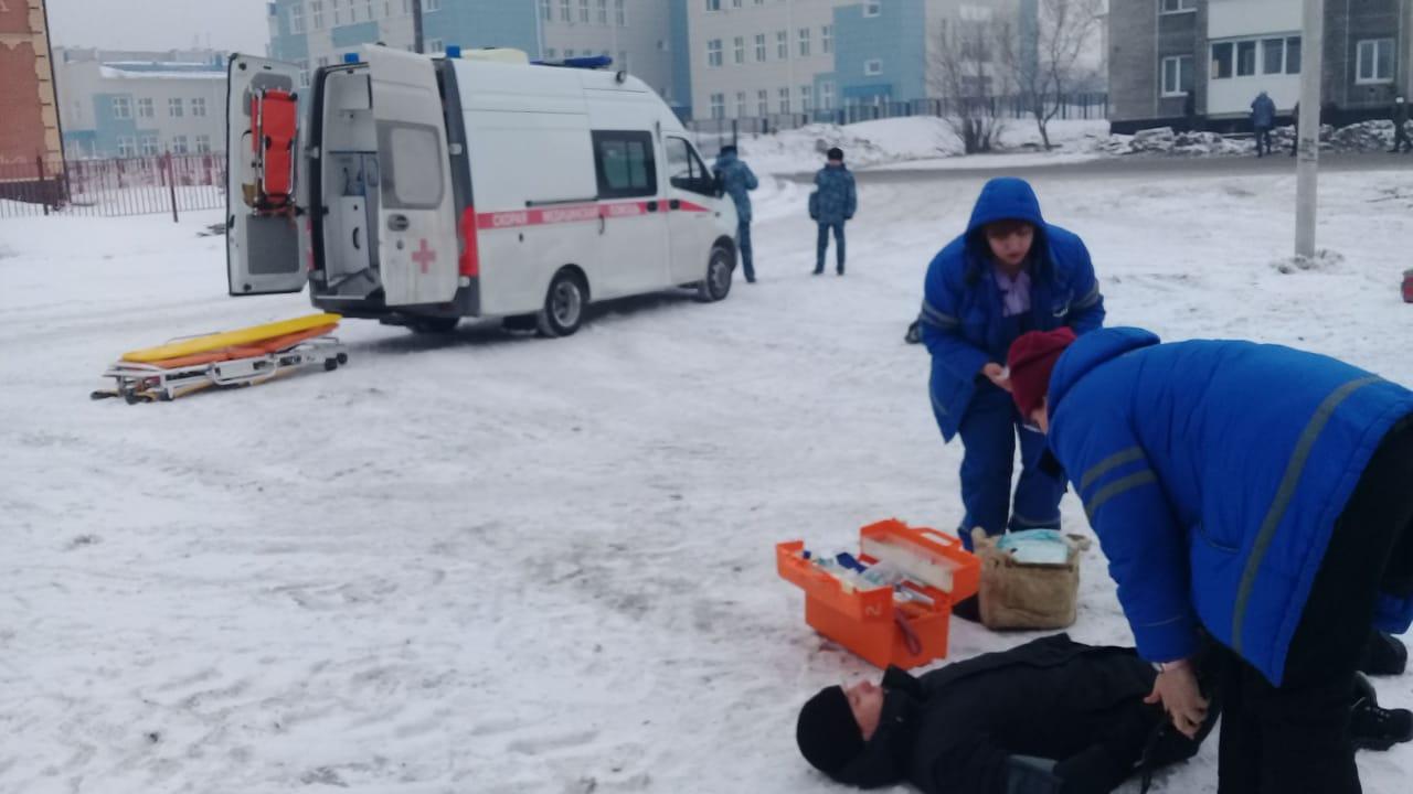 Оперативным штабом в Кемеровской области – Кузбассе проведено командно-штабное учение