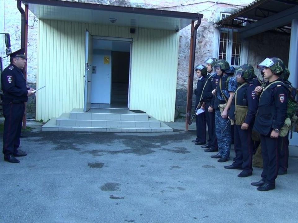 в КБР уничтожен один из главарей бандподполья, действующего на территории республики