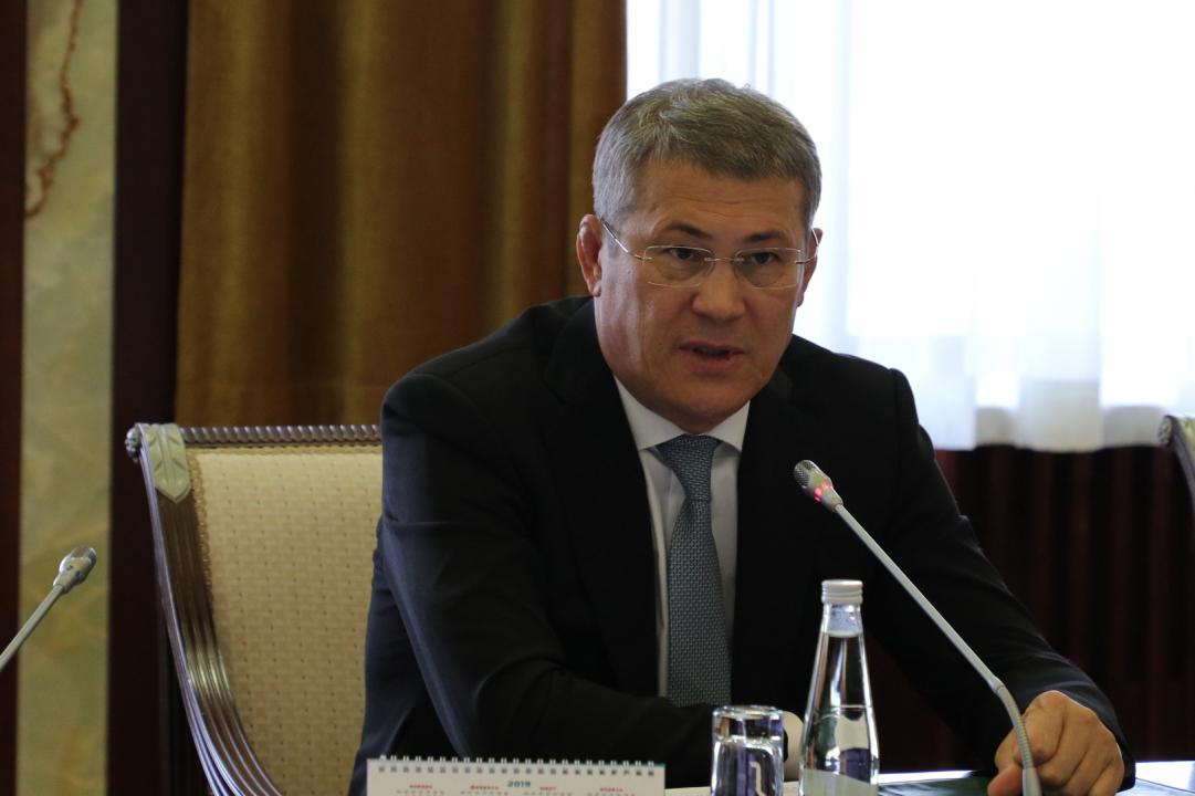 Совместное заседание антитеррористической комиссии и оперативного штаба состоялось в Республике Башкортостан