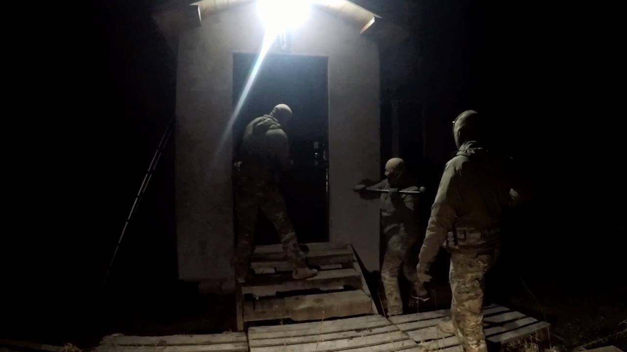 ФСБ России предотвращен теракт в Калининградской области
