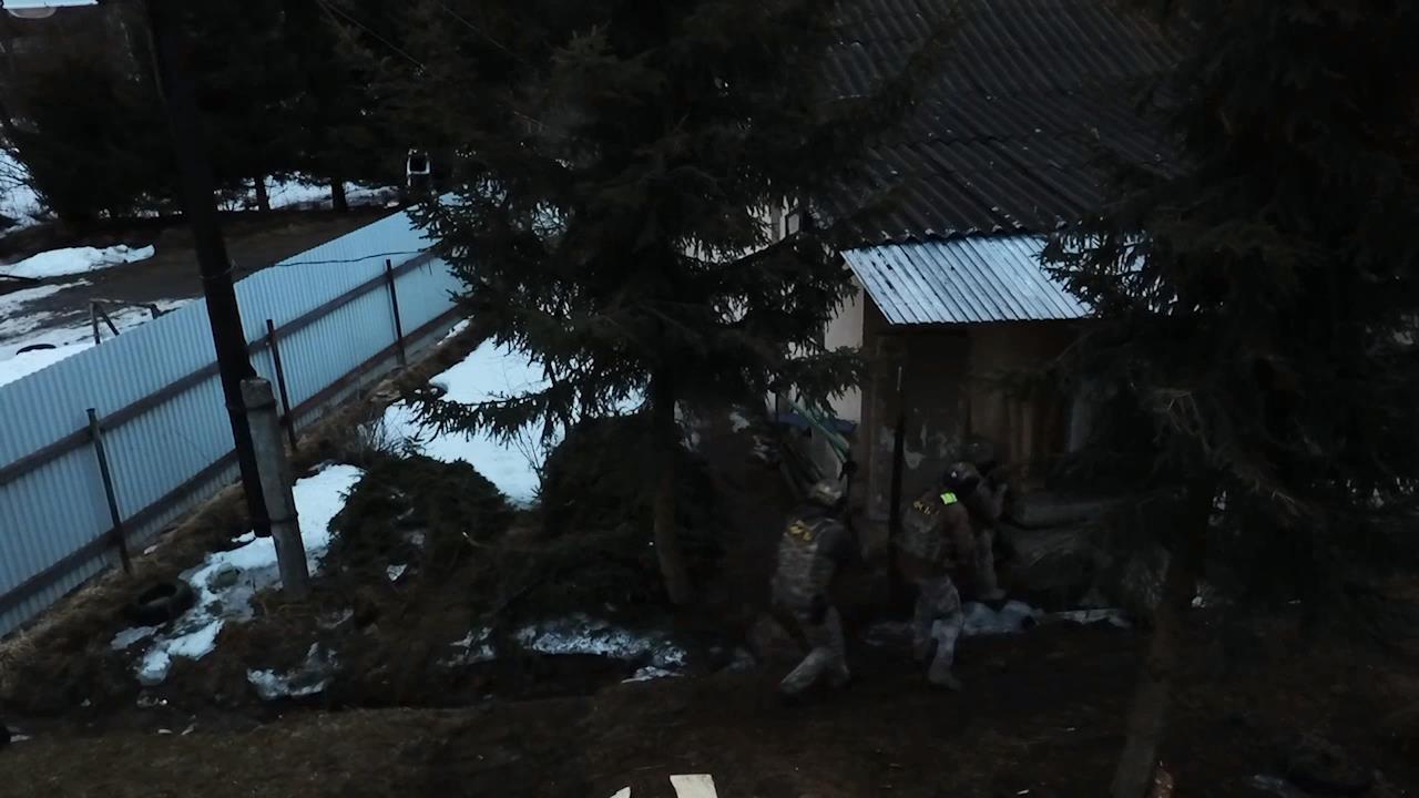 ФСБ России предотвращена подготовка террористического акта