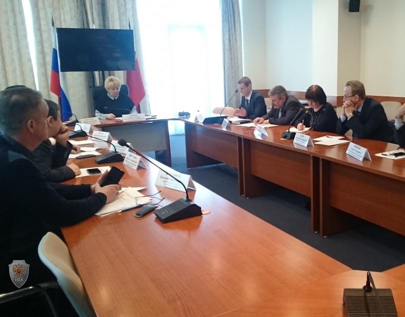 Состоялось заседание Экспертного совета для решения задач по выработке информационной политики в сфере профилактики терроризма и экстремизма при Антитеррористической комиссии Московской области