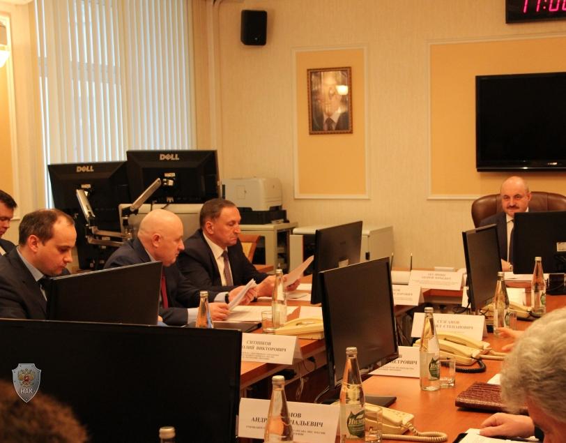 Совместное заседание Антитеррористической комиссии Республики Мордовия и  Оперативного штаба в Республике Мордовия