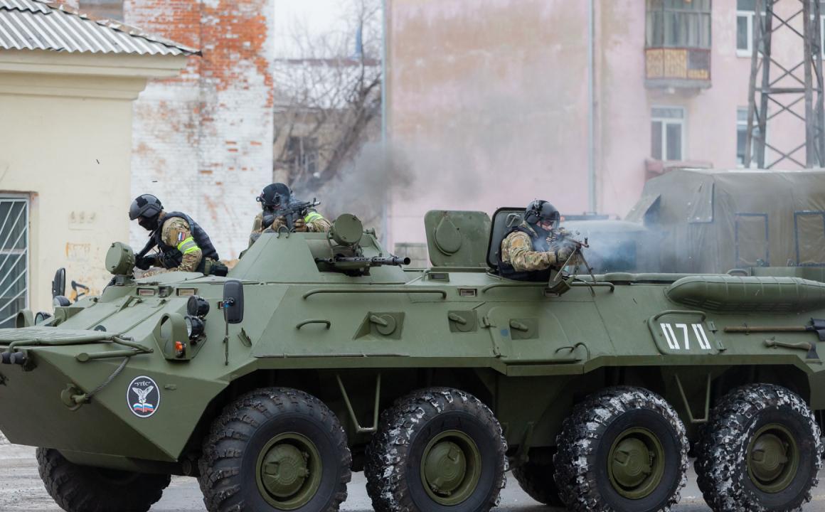 Оперативным штабом в Томской области проведено командно-штабное учение «Метель-2019»