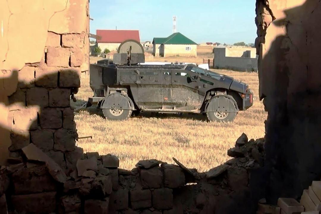 В Дагестане нейтрализованы трое бандитов