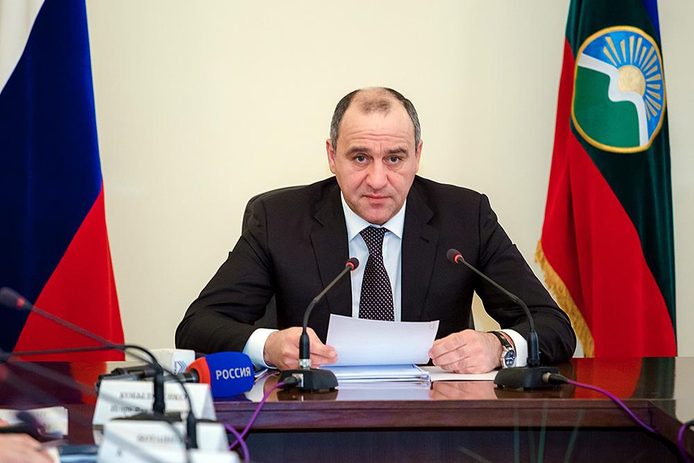 Рашид Темрезов поручил усилить меры безопасности в праздничные дни
