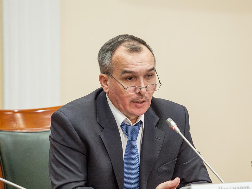 Председатель заседания – начальник РУФСБ России по Архангельской области Нагуманов Наиб Вазыхович